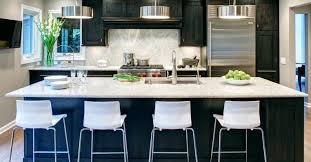modern kitchen with oak cabinets decor dark countertops awesome paint colors for kitchens with