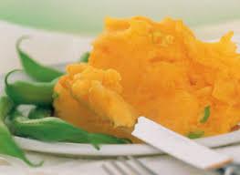 cuisiner la patate douce purée de pommes de terre et de patates douces recette plaisirs