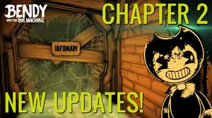 new rooms u0026 secrets bendy u0026 the ink machine chapter 2 updates