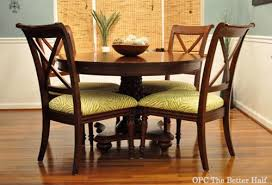 PB KnockOff Farmhouse Style Table One Project Closer - Pottery barn dining room table