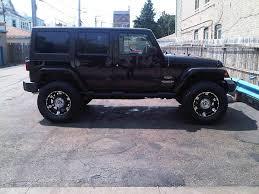 2011 jeep wrangler rims 18 9 black xd xd797 wheels and nitto terra grappler tires