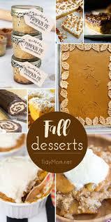 thanksgiving 2014 dessert recipes dessert recipes you should bake this fall tidymom