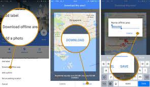 Offline Google Maps Download Peta Google Maps Di Iphone Agar Bisa Digunakan Secara