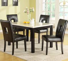 marble dining room set marble dining table and chairs tags awesome marble top kitchen
