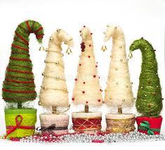 trees made of sisal stock image image 28172955