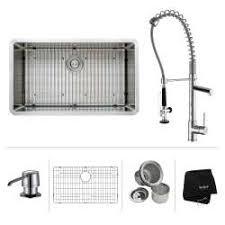 Kitchen Sinks For Modern Kitchens YLiving - Steel queen kitchen sinks