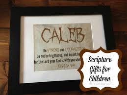 bible verse gifts scripture gift for your child his mercy is new