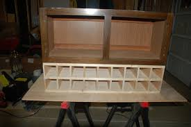 How To Make A Kitchen Cabinet Love Grows Here Built In Refrigerator