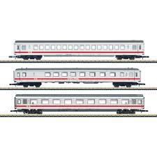 carrozze treni m磴rklin 87755 carrozze per treni veloci ic in scala z di db ag kit