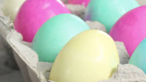 how to dye easter eggs real simple
