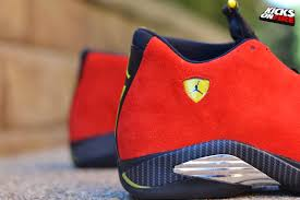 jordan ferrari black and yellow kof u0027s exclusive look at the air jordan 14