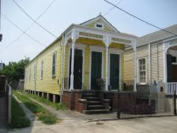 Architectural Styles Of Homes by The New Orleans Shotgun House Archi Dinamica Architects Inc