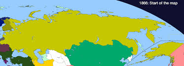 Map Of Ussr Territorial Evolution Of Russia And The Ussr Oc Gif 1957x710