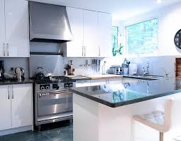 blue kitchen cabinets toronto modern kitchen cabinets in toronto devix kitchens