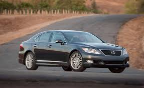 Photos 2010 Lexus Ls 460 Sport