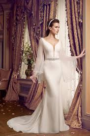 wedding dresses belfast 40 swoon worthy sleeve wedding dresses weddingsonline