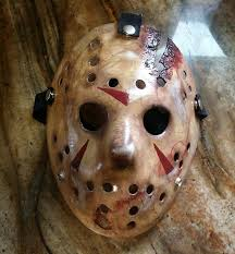 Jason Voorhees Mask Friday The 13th Movie Theme Jason Voorhees Mask Party Masks For