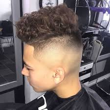 curly shaved side hair best curly hairstyles for men 2018 men s haircuts hairstyles 2018
