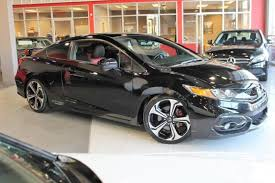 2014 honda civic si 2dr coupe in springfield nj quality auto center