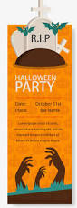 vector cartoon halloween party banner 117086 pngtree