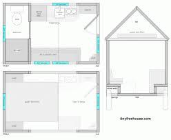 Apartments Mini House Floor Plans Tiny House Floor Plans Long Floor Plan Tiny House