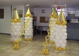 royalty themed baby shower mad about balloons