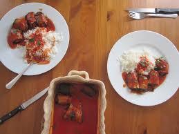 cuisine irakienne introduction à la cuisine irakienne lafat al betinjan roulés aux