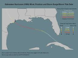 Galveston Map Surgedat The World U0027s Storm Surge Information Center
