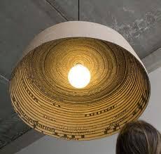 Paper Pendant Shade Paper Pendant Lamps Newspaper Pinterest Pendant Lamps