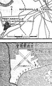 Map Of Middle Tennessee by Abandoned U0026 Little Known Airfields Central Tennessee