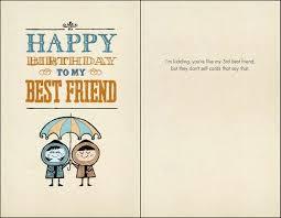 happy birthday card for best friend lilbibby com