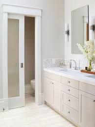 bath door glass master bathroom design ideas towel storage pocket doors and