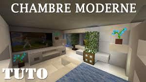 comment faire une chambre minecraft minecraft comment faire une chambre moderne ps4