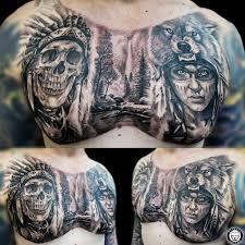 cele mai bune 25 de idei despre full chest tattoos pe pinterest