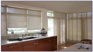 patio window treatments blinds for sliding glass doors patio door