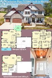 michigan home builders floor plans 497 best house plans with stories images on pinterest floor