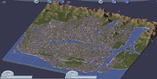 Map Size Comparison Simcity Vs Cities Skylines Comparison Citiesskylines