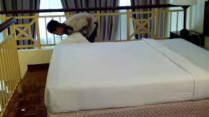 meking bed lotus desaru youtube