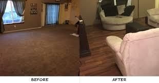 featured floor bronzed teak
