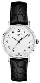 tissot watches leather bracelet images Tissot everytime small t1092101603200 png