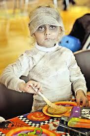 Kids Mummy Halloween Costume Kids Mummy Costume Tutorial Polkadotchair