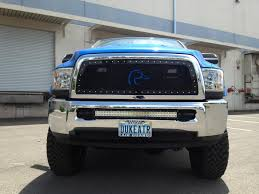 dodge ram white grill status grill dodge custom truck accessories