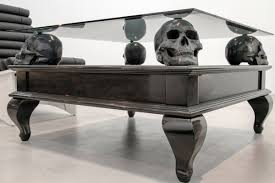 Stained Coffee Table Coffe Table Skull Coffee Table Furniture Roy Home Design Best