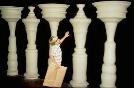 Vase Faces Illusion Vases Design Ideas Face Vase Optical Illusions Pictures Rubin