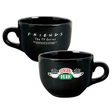 different shapes coffee mug online nbc friends tv show t shirts accessories mugs u0026 dvds