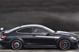 mercedes c63 black series mercedes c63 amg coupe black series autocar india