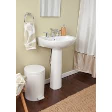 Bathroom Fixtures Sacramento Sterling Sacramento 442128 Pedestal Sink Hayneedle