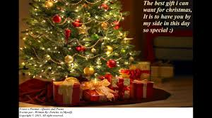 the best gift for christmas is have you this special day quotes