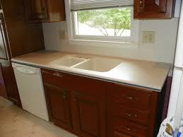 Corian Kitchen Sink by Countertops Grey Corian Countertops Sinofaucet Undermount