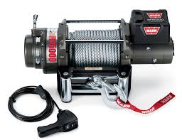 warn 26502 m8000 self recovery winch 12v dc 100 u0027 wire and